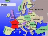 Azerbaijan Map Europe Blank Physical Map Of Europe Climatejourney org