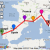 Backpack Europe Map Possible southern Europe Trip 2 Weeks Lisbon Madrid