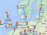 Backpacking Europe Map Pin by Margarita Mitchell On Styling Viagem Viajar Europa