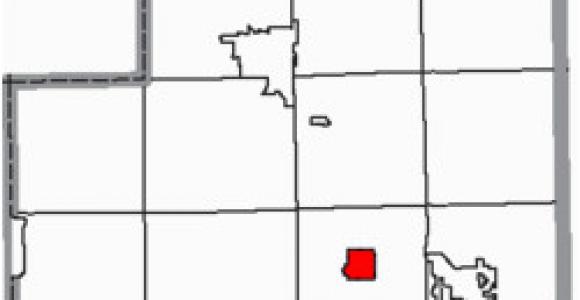 Bainbridge Ohio Map Burton Ohio Wikipedia