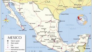 Baja California Map Pdf Map Of Tijuana Baja California Massivegroove Com