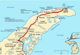 Bay Harbor Michigan Map Michigan Trail Maps