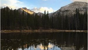 Bear Lake Colorado Map Bear Lake Trailhead Rocky Mountain National Park 2019 All You