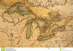 Bear Lake Michigan Map Bear Lake Fishing Map Us Mi 21 465 Nautical
