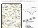 Bell County Texas Map Texas Land Survey Maps for Bell County with Roads Railways