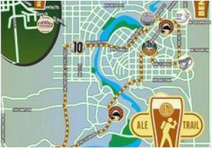 Bend oregon Breweries Map Bend oregon Brewery Map Treasures Of oregon and the Pacific