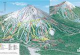 Bend oregon On Map Mt Bachelor Mt Bachelor oregon Skiing Ski Magazine Trail Maps