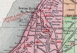 Benton Harbor Michigan Map Berrien County Michigan 1911 Map Rand Mcnally St Joseph