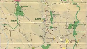 Big Thicket Texas Map Maps Of United States National Parks and Monuments