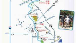 Bike Trails Ohio Map Trail Maps Little Miami Loveland Bike Trail Map Loveland Ohio