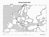 Blank Europe Map Pdf Europe without Labels Accurate Maps