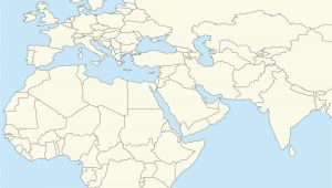Blank Map Of Europe and Middle East Pin On Art Craft Ideas
