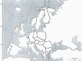 Blank Map Of Europe During Ww2 Wwii Map Of Europe Worksheet