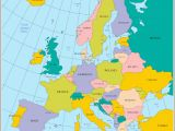 Blank Map Of Europe Pdf 36 Intelligible Blank Map Of Europe and Mediterranean