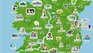 Blarney Stone Ireland Map Map Of Ireland Ireland Trip to Ireland In 2019 Ireland Map