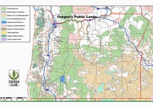 Blm Land Map oregon States Map with Cities Blm Land Map States Map with Cities