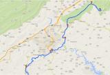 Blue Ridge Mountains north Carolina Map Blue Ridge Parkway Map Entry Points