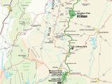Blue Ridge Parkway north Carolina Map Appalachian Trail north Carolina Map Beautiful Blue Ridge Parkway