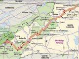 Blue Ridge Parkway north Carolina Map north Carolina Scenic Drives Blue Ridge Parkway asheville Here I