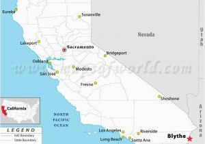 Blythe California Map Blythe California Map Www Bilderbeste