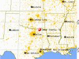 Bonham Texas Map Lamar Texas Map Business Ideas 2013