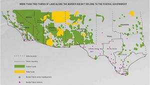 Border Patrol Checkpoints Map Texas why the Wall Won T Work Reason Com