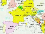 Bratislava Europe Map 53 Strict Map Europe No Names