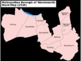 Bromley England Map Clapham Wikipedia