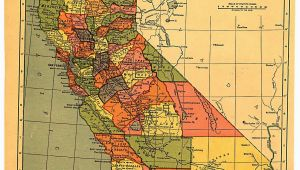 Buellton California Map California Map 1900 Maps California History California Map