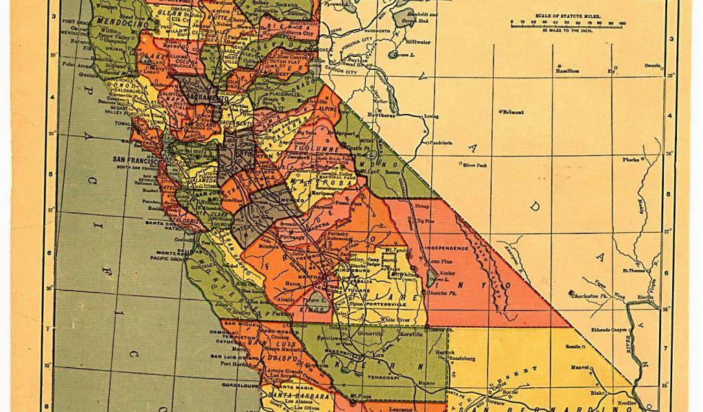 Buena Park California Map California Map 1900 Maps