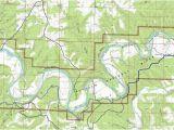 Buffalo Creek Colorado Trail Map Printable Download Us topographical Maps Buffalo River Trail
