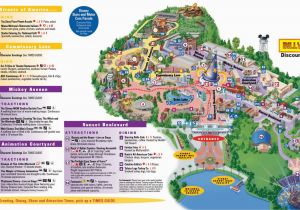 California Adventure Map Pdf 10 Awesome Printable Map Disneyland ...