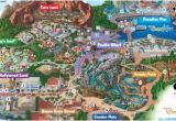 California Adventure Map with Cars Land Printable Map Of Disneyland