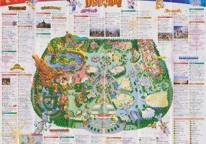 California Adventures Map Printable Map Disneyland and California Adventure Printable Regions