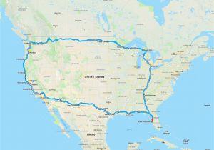 California Arizona Border Map 1919 Franklin tour Of America 24 Hours Of Lemons 2019 California