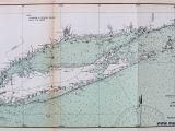California as An island Map for Sale Long island sound Block island sound Long island Antique Maps