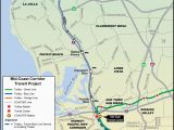 California Coastal Commission Map California Coastal Commission Map Detailed Mid Coast Trolley Ucsd