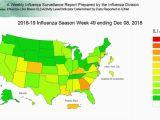 California Flu Map as Flu Season Gets Rolling Georgia Hit Harder Than Any State News