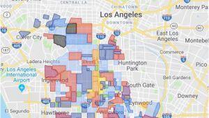 California Gang Territory Map Gangs Of Los Angeles 2019 Google My Maps