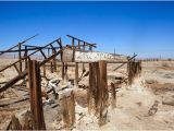 California Ghost towns Map Ruins Of Bombay Beach Picture Of California Ghost towns