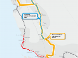 California High Speed Train Map Our Maps America 2050