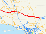 California Highway System Map California State Route 58 Wikipedia