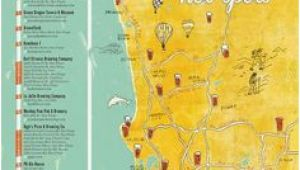 California Microbreweries Map 27 Best Distilleries Breweries and Wineries Oh My Images In 2019