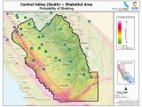 California Nevada Earthquake Index Map Index Map Of California Springs Map Of San Clemente California Map