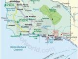 California Radon Map Santa Monica Map Lovely the 97 Best California Maps Images On