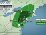 California Road Conditions Map Wet Weather to Perpetuate Flood Threat In the northeast Early This