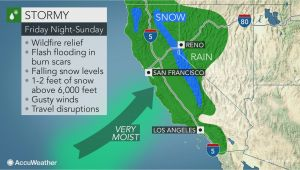 California Snow Map California Snow Map Maps Directions
