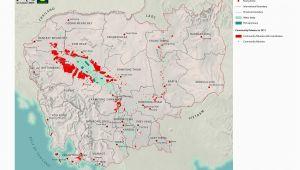 California State Campgrounds Map California Zip Map Datasets Od Mekong Datahub Sample Of California