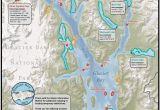 California State Park Camping Map Maps Glacier Bay National Park Preserve U S National Park Service