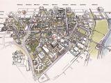 California University Of Pennsylvania Map Penn State University Park Map University Of Pennsylvania 3d